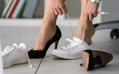 Обувките – приятели или врагове на вашите вени